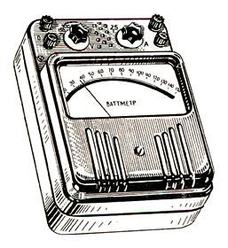 Д533 ваттметр