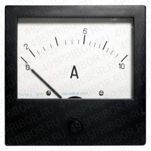 Амперметр Э365-1